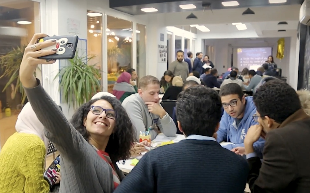 GamUp Remixes the Game Design Workshop in Egypt